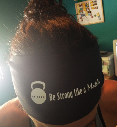 Be Slam Bondi Headband in Black