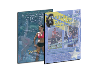 The Ultimate Body Sculpt and Conditioning with Kettlebells Volume 2 & Kettlebell Workshop DVD