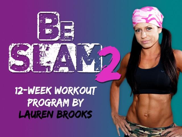 Be Slam Kettlebells Program 2 with Lauren Brooks
