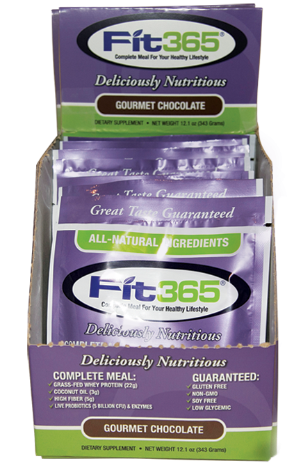 FIT 365® Year-Round Grass-Fed Native Whey Protein - Chocolate