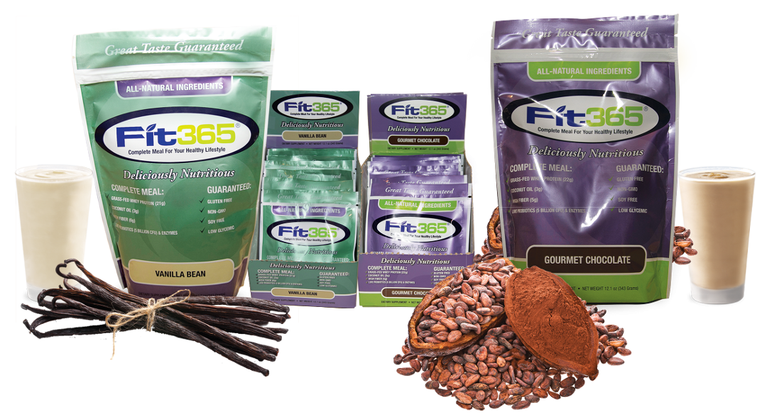 FIT 365® Year-Round Grass-Fed Native Whey Protein