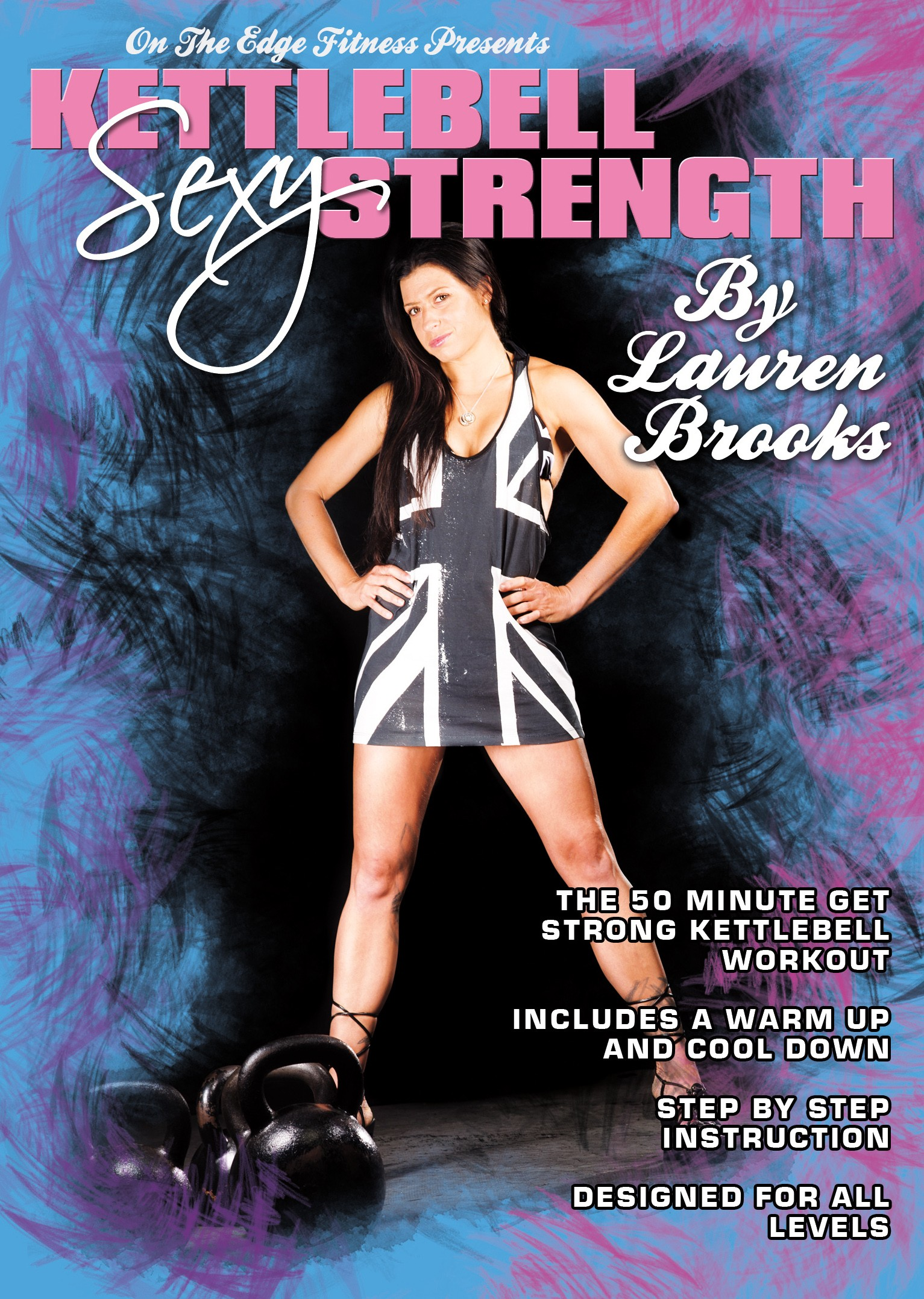 Lauren Brook's Fitness Sexy Strength with Kettlebells DVD
