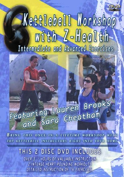 Lauren Brooks' Kettlebell Workshop with Z-Health
