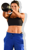 Lauren Brooks' Free Kettlebell Fitness Challenges