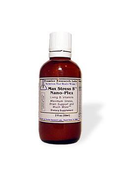 Max Stress B, Premier Research Labs, (2 fl. oz)