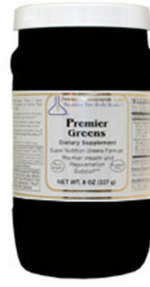 Premier Greens Powder (2 oz)