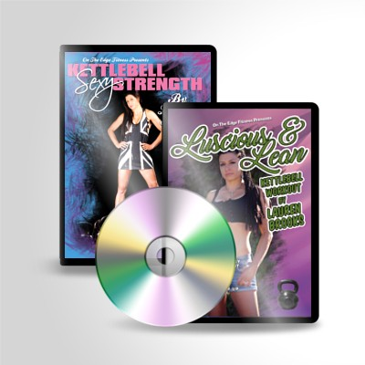Sexy Strength and Luscious & Lean DVD Package