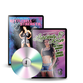 Lauren Brooks' Sexy Strength & Luscious & Lean DVD Package