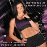 The Kettlebell Body DVD by Lauren Brooks