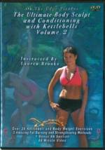 Ultimate Sculpt and Conditioning with Kettlebells Volume 2