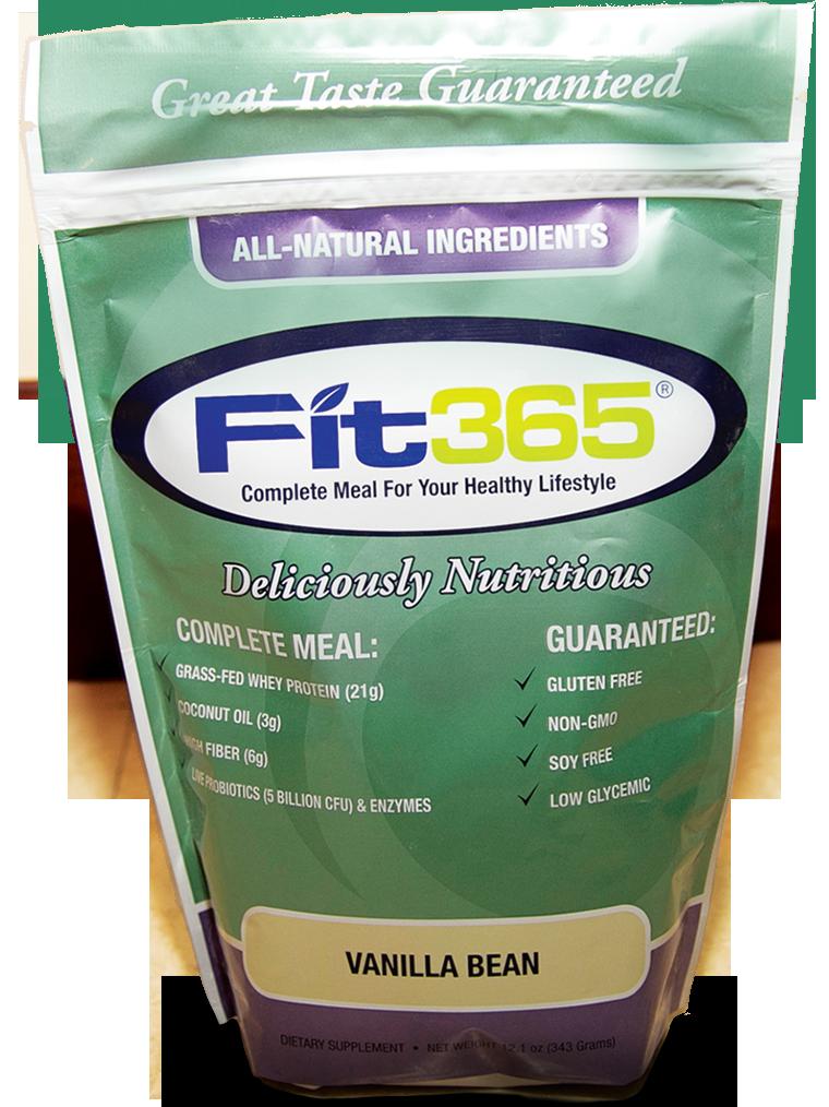 FIT 365® Year-Round Grass-Fed Native Whey Protein - Vanilla